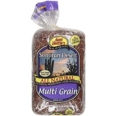 Aunt Hattie's: Sonoran Desert Multi Grain Bread, 24 Oz