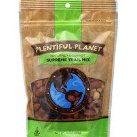 Plentiful Planet Trail Mix Grmt Supreme Ba 10 OZ (Pack of 6)