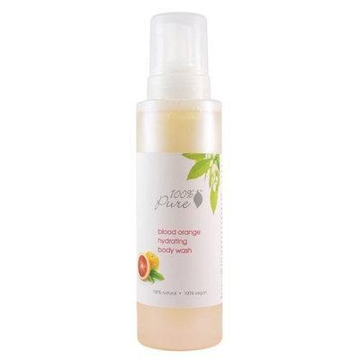 100 Percent Pure 100% Pure Organic Body Wash-Blood Orange -- 16 oz.