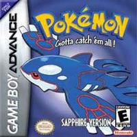 Nintendo Pokemon Sapphire