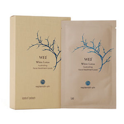 WEI White Lotus Hydrating Face Treatment Pads