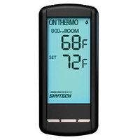 SkyTech S5301 Thermostatic Remote Control with Touch Screen for Millivolt Valve