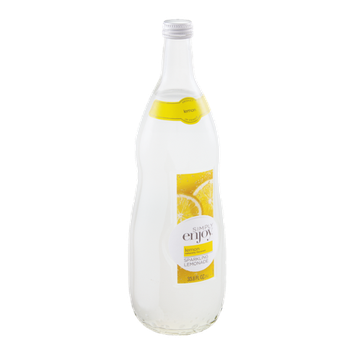 Simply Enjoy Sparkling Lemonade Lemon