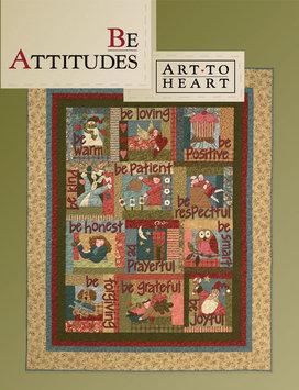 Art To Heart -Be Attitudes Art To Heart