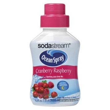 SodaStream Ocean Spray Cranberry Raspberry Sparkling Juice Mix