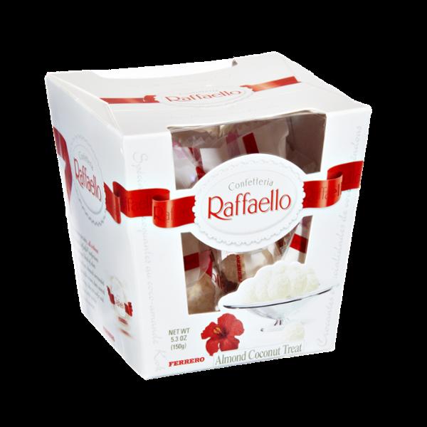 Confetteria Raffaello Almond Coconut Treat