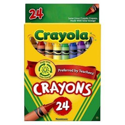 Crayola 24ct Crayons