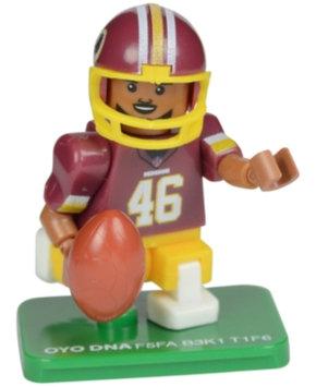 Oyo Sportstoys Inc NFL - WAS - Washington Redskins Alfred Morris Limited Edition