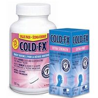 Cold fx Cold-fx 200mg, 225 Capsules & 300mg, 45 Capsule Pack