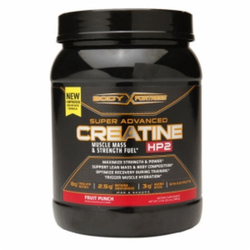 Body Fortress Super Advanced Creatine, Fruit Punch, 2.2 lb