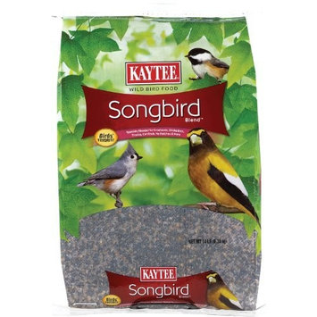 Kaytee Songbird Blend, 14-Pound Bag