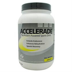 Accelerade Lemonade 4.11 lbs