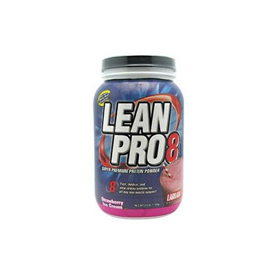 Labrada Nutrition Lean Pro8 - Strawberry Ice Cream