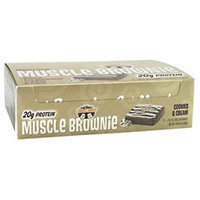 Lenny & Larry's Muscle Brownie - Cookies & Cream