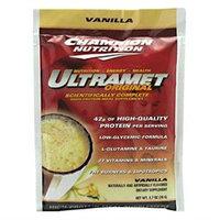 ChampionNutrition CHMPNUTR0060VANLPK Ultramet Vanilla 60 ct