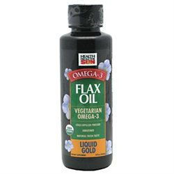Health From The Sun /arkopharma Flax Liquid Gold Organic (rfrg), 8 Oz