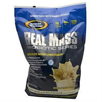 Gaspari Nutrition REAL MASS Probiotic Series - Rich Vanilla Milkshake