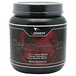Ai Sports Nutrition 4960015 336 Recovery Pro Red Raspberry