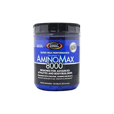 Gaspari Nutrition Amino Max 8000 350 Tablets - Amino Acids