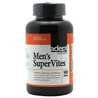 Adept Nutrition Men's Supervites