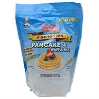 Chef Jays Food Products 2890055 2.2Lb High Protein Pancake and Waffle Mix