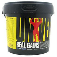 Universal Nutrition Real Gains Vanilla Ice Cream