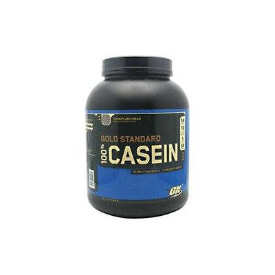 Optimum Nutrition, Inc. Optimum Gold Standard 100% Casein - Cookies Cream