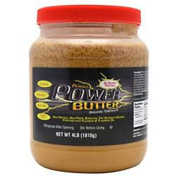 Power Butter Power Butter - 4 Lbs. - Peanut Butter