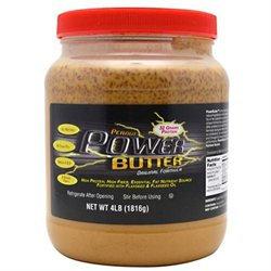Power Butter Power Butter - 4 Lbs. - Peanut Butter