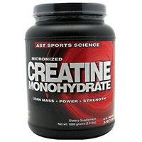 AST Sports Science Micronized Creatine Monohydrate - 2.2 lbs