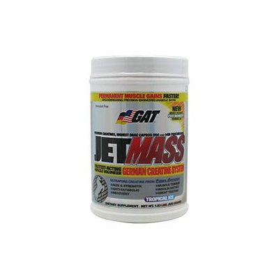 German American Technologies Jet Mass, Tropical Ice, 1.83 lb
