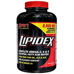 SAN Nutrition - Lipidex - 180 Softgels CLEARANCE PRICED