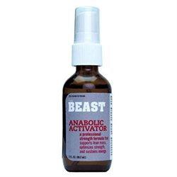 Beast Sports Nutrition - Anabolic Activator Liquid - 2 oz.