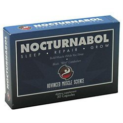 Advanced Muscle Science 4020006 Nocturnabol 30 Capsules