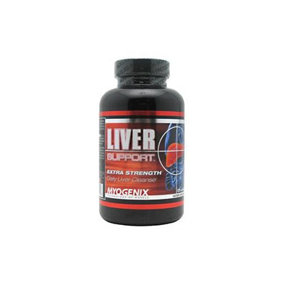 Myogenix Liver Fix Detoxification & Regeneration, Capsules, 120 ea