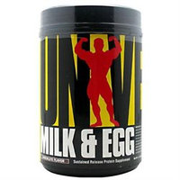 Universal Nutrition Milk & Egg Sustained Release Protein Supplement Chocolate - 1.5 lb