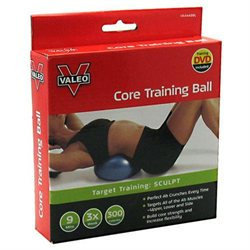 Valeo Core Training Ball (Blue) - 1 Balls