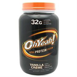 Oh Yeah! Total Protein System - Vanilla Creme