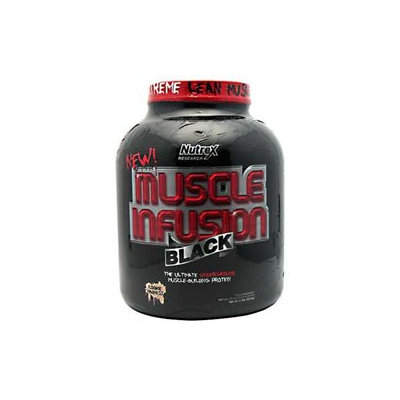 Nutrex Research Muscle Infusion Black - Cookie Madness - 5 lbs