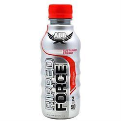 ABB Records ABB Ripped Force - Fruit Punch - 24 Bottles