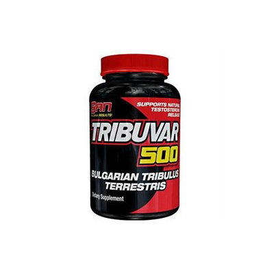 SAN Nutrition Tribuvar, Anabolic Activator, 90 Capsules