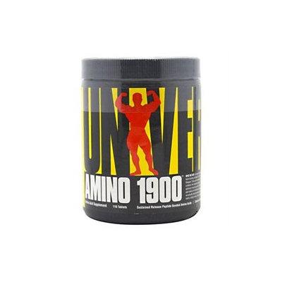 Universal UNIVAMIN01100000TB Amino 1900 110ct