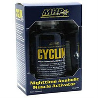 MHP Cyclin-Gf With Zma - 120 Capsules - Muscle Building Formulas