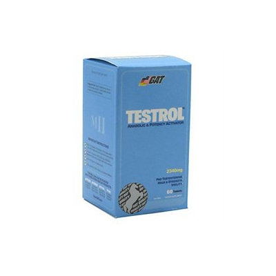 German American Technologies Testrol - 60 Tablets - Supplements