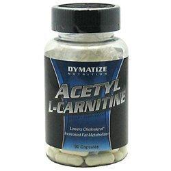 Dymatize Enterprises Inc. Dymatize Nutrition Acetyl L-Carnitine Capsules - 90 Count