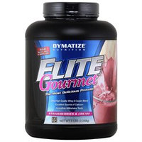 Dymatize Nutrition Elite Gourmet Protein - Strawberries and Cream