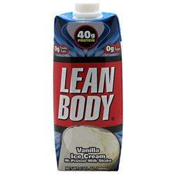 Labrada Nutrition Lean Body - 12 Shakes VanilaIceCrm