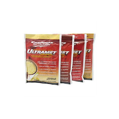 ChampionNutrition CHMPNUTR0060VARIPK Ultramet Variety Pack 60 ct