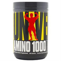 Universal Nutrition Amino 1000 Capsules - 500 Count