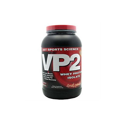 AST Sports Science VP2 Whey Protein Isolate Fruit Punch - 2 lbs